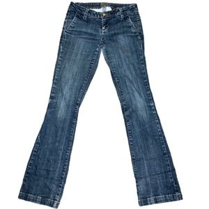 ZANA DI Vintage Bell Bottom Jeans Size 3 Juniors